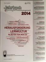 Jahrbuch E-Learning und Wissensmanagement 2014